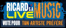 ricard live tour
