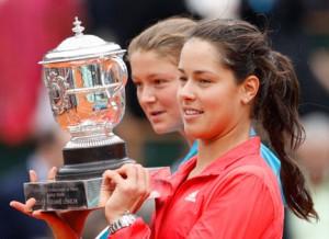 Ivanovic gagne Roland Garros