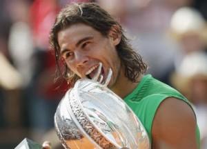 Nadal gagne Roland Garros