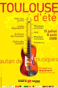 festival toulouse d\'été 2008