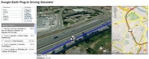 plugins google earth driving simulator
