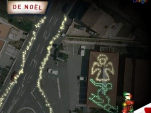 test maps cocacola noel