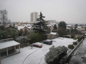 neige toulouse