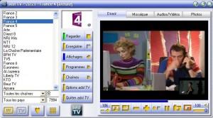 adslTV regarder TV sur PC