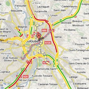 google-traffic-toulouse