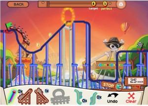 jeu rollercoaster creator
