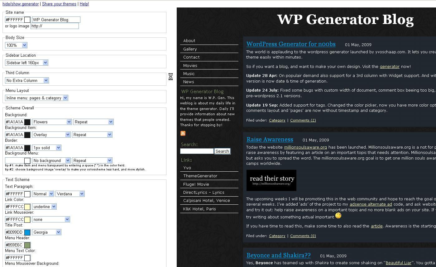generateur-theme-wordpress