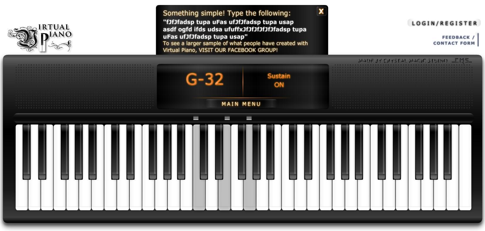piano-virtuel