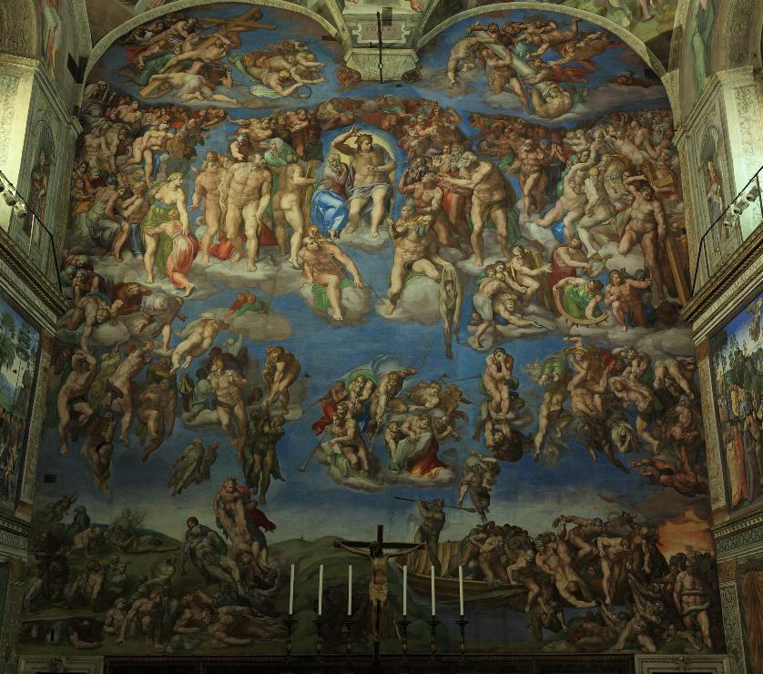 chapelle-sixtine