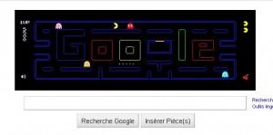 google-pacman-jouer