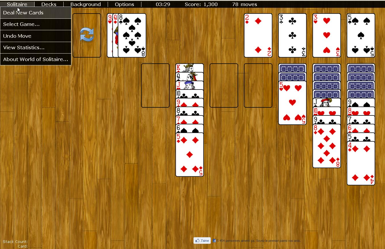 solitaire-html-5